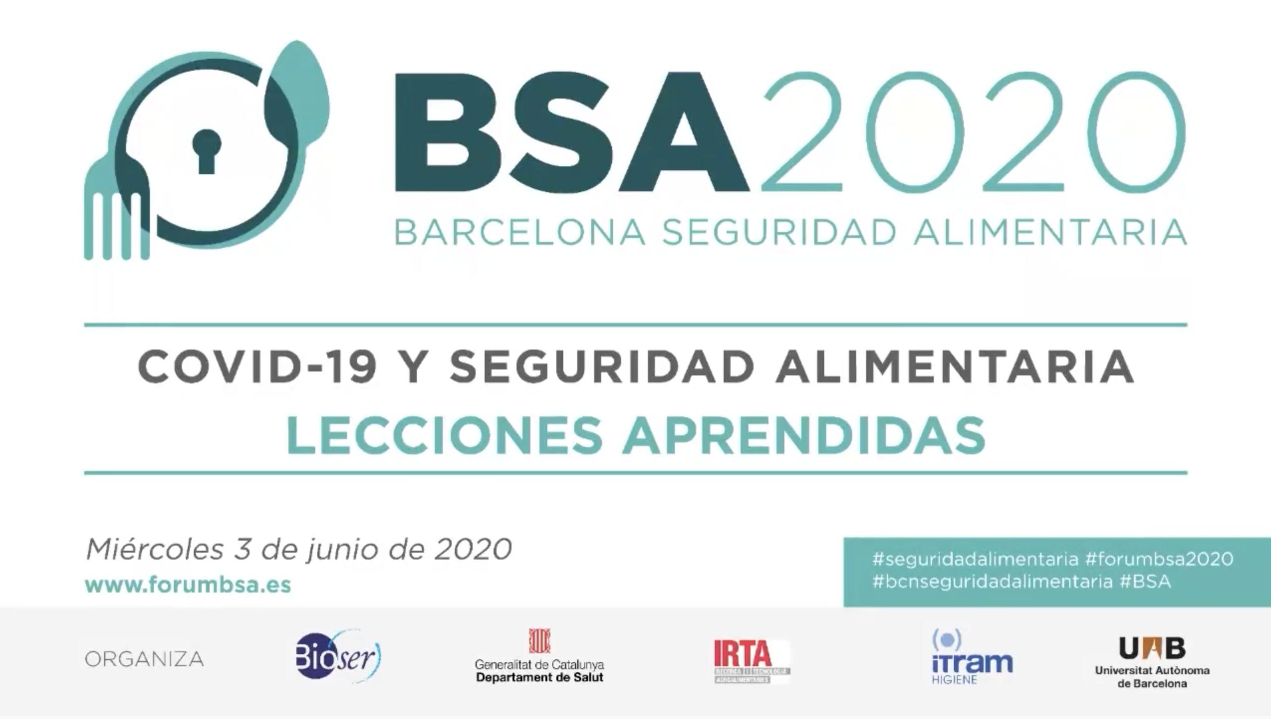 La segunda edición de Barcelona Seguridad Alimentaria se consolida como un entorno de referencia para hacer frente a las inquietudes del sector