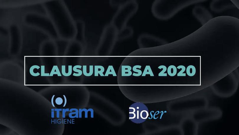 Clausura del foro BSA 2020